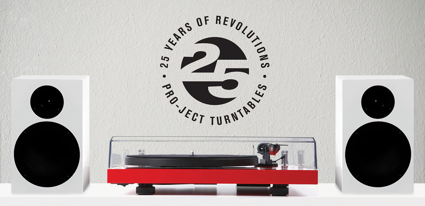 Pro-Ject Debut Celebrates 25 Years