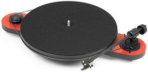 Pro-Ject Elemental Photo Turntable with USB