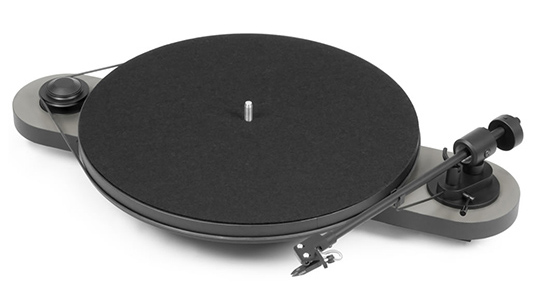 Pro-Ject Elemental Turntable in Black