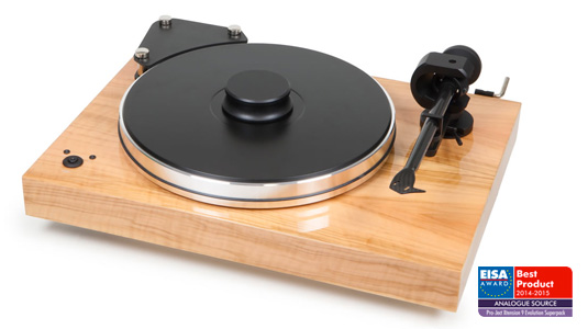 Pro-Ject Xtension9 Turntable