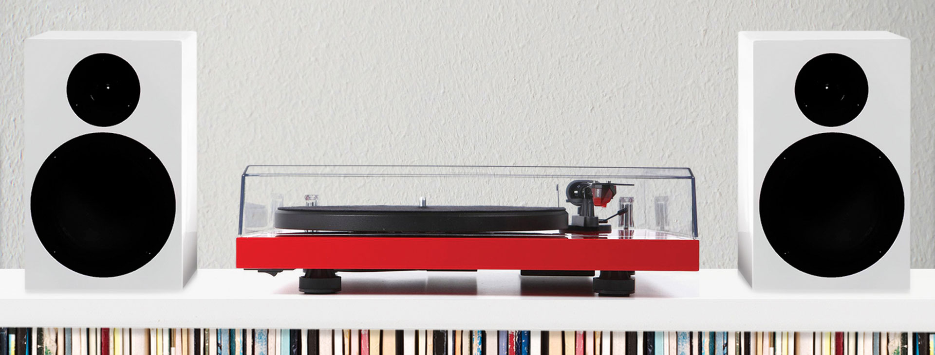 Celebrating 25 Years of Audiophile Turntables