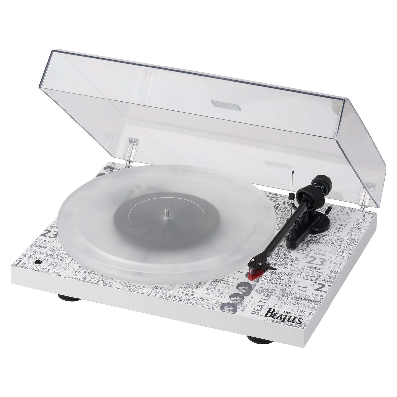 Pro-Ject Debut Carbon Beatles Limited Edition